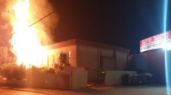 Ισραήλ: «Εμφύλιος πόλεμος» στη Λοντ και «κατάσταση έκτακτης ανάγκης» - Πυρπόλησαν συναγωγή (βίντεο)