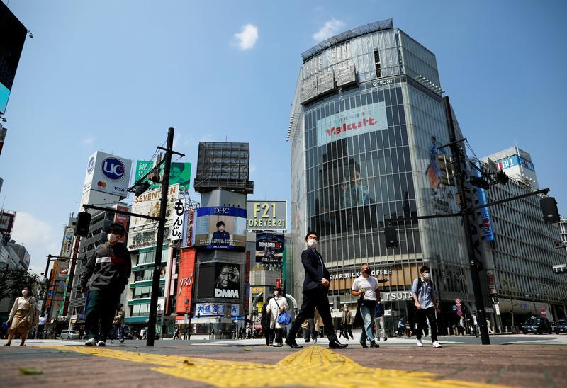 Ιαπωνία: Η Covid 19 φρέναρε την ανάπτυξη – Μειώθηκε κατά 1,3% το ΑΕΠ το πρώτο τρίμηνο