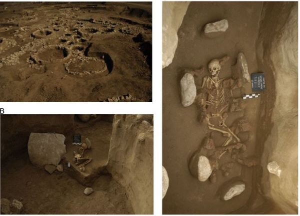 Researchers discover genetic similarities between today's Greeks and those from 2,000 BC 1