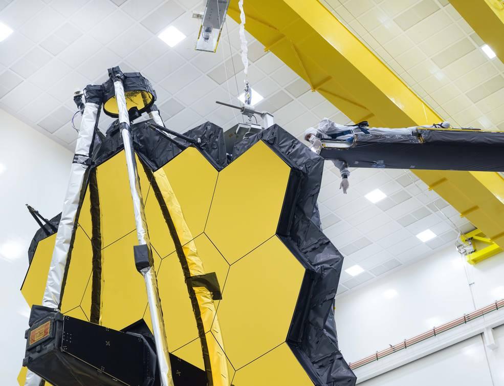 Διαστημικό τηλεσκόπιο Webb: Ο διάδοχος του Hubble ανοίγει για τελευταία φορά το μάτι του στη Γη