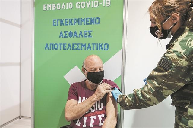 Εμβολιασμός : Ποιος είναι ο βαθμός ανοσίας των Ελλήνων – Τα πρώτα στοιχεία