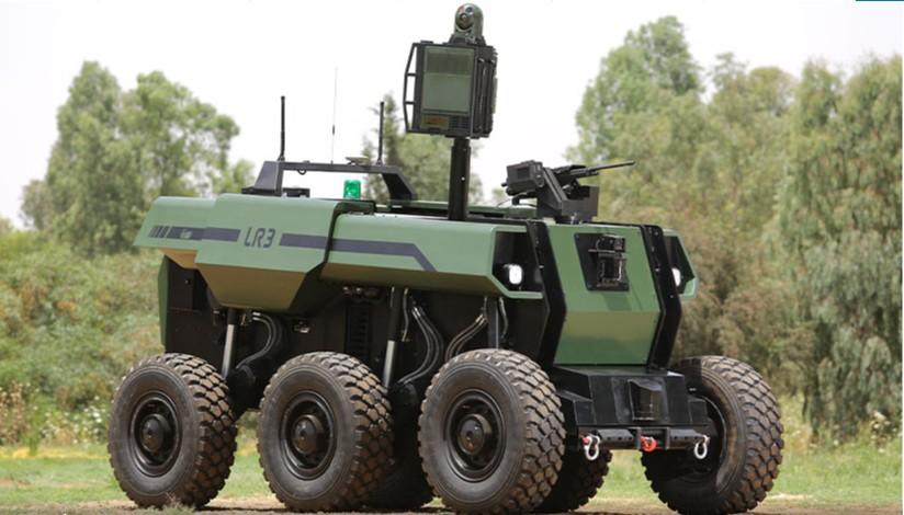 Ισραήλ: Οι πρώτοι στρατιώτες-ρομπότ είναι γεγονός και ανέλαβαν τη φύλαξη των συνόρων (βίντεο)