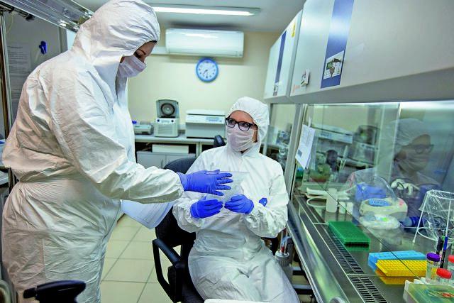 Εισπνεόμενα νανοσωματίδια αποδείχθηκαν αποτελεσματικά κατά της Covid-19 σε πειραματόζωα