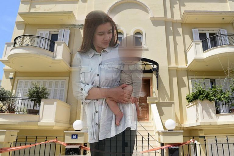 Γλυκά Νερά: «Βράχος» στο πλευρό της μητέρας της Καρολάιν ο άνθρωπος που ετοιμαζόταν να βαφτίσει τη μικρή Λυδία