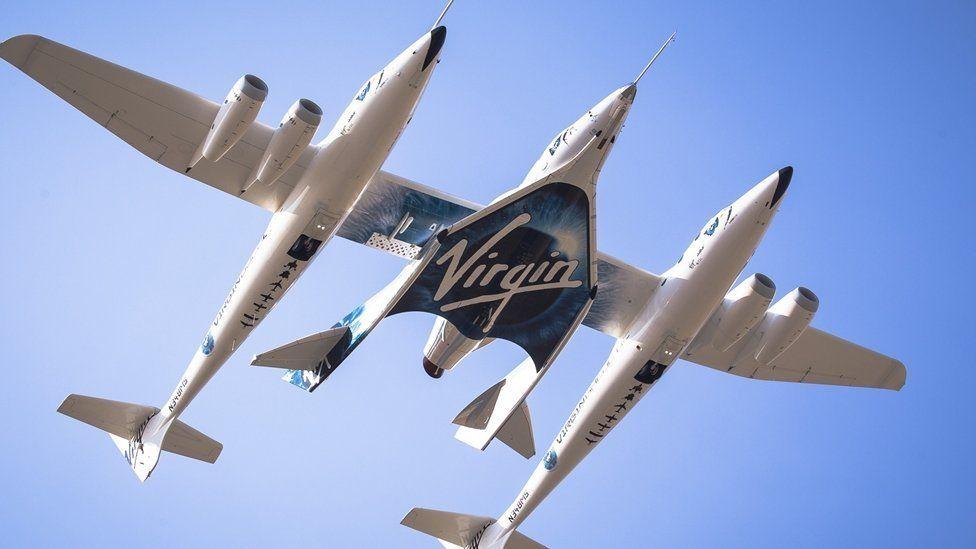 Virgin Galactic: Άδεια για εκτόξευση τουριστών έλαβε η εταιρεία του Ρίτσαρντ Μπράνσον