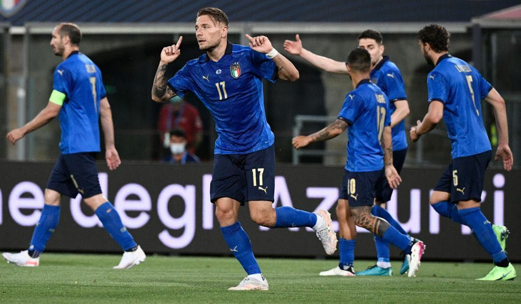 Φιλικά Παρασκευής: Φοβερή Ιταλία, νίκη Ισπανίας, ήττα Κύπρου (videos)