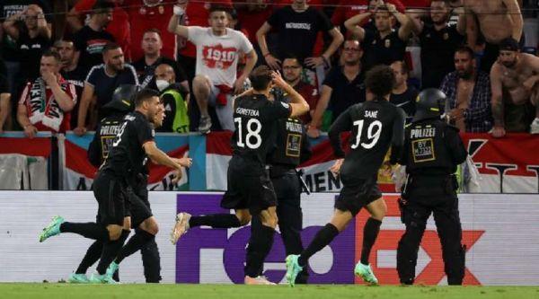 Λυτρώθηκε στο φινάλε η Γερμανία (2-2)