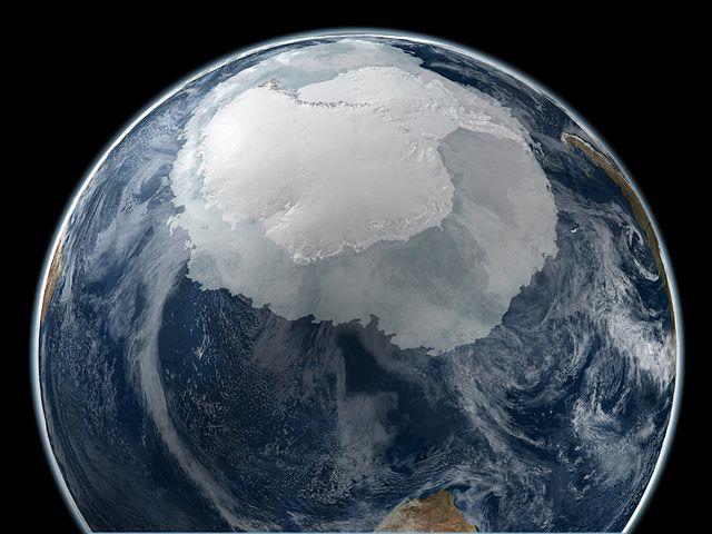 To National Geographic αναγνώρισε επίσημα τον Νότιο Ωκεανό