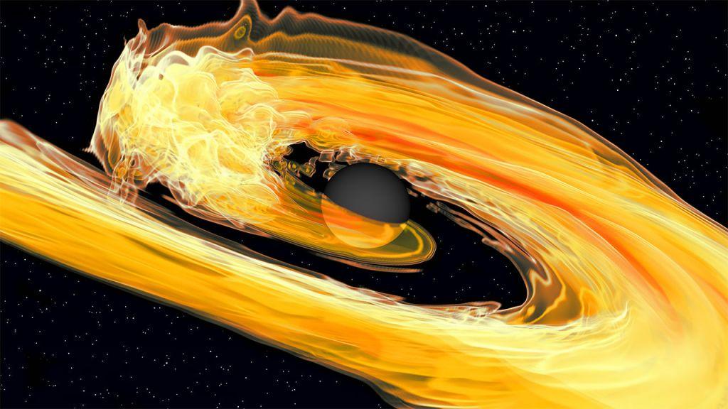 Μαύρες τρύπες συνελήφθησαν για πρώτη φορά να καταβροχθίζουν άστρα νετρονίων