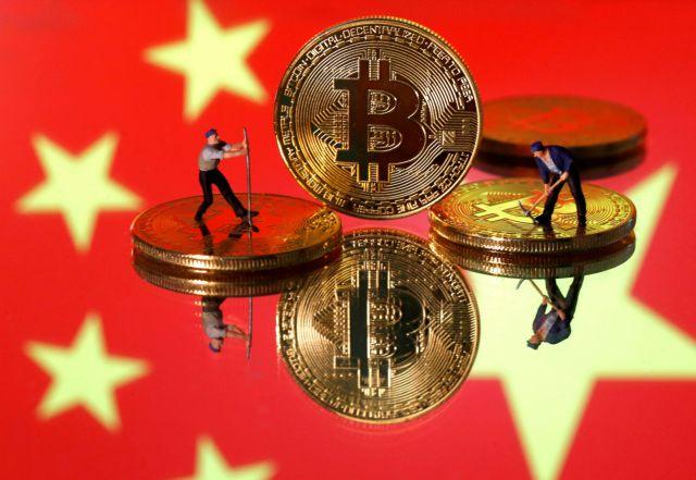 Bitcoin: Μαζική έξοδος των «miners» από την Κίνα