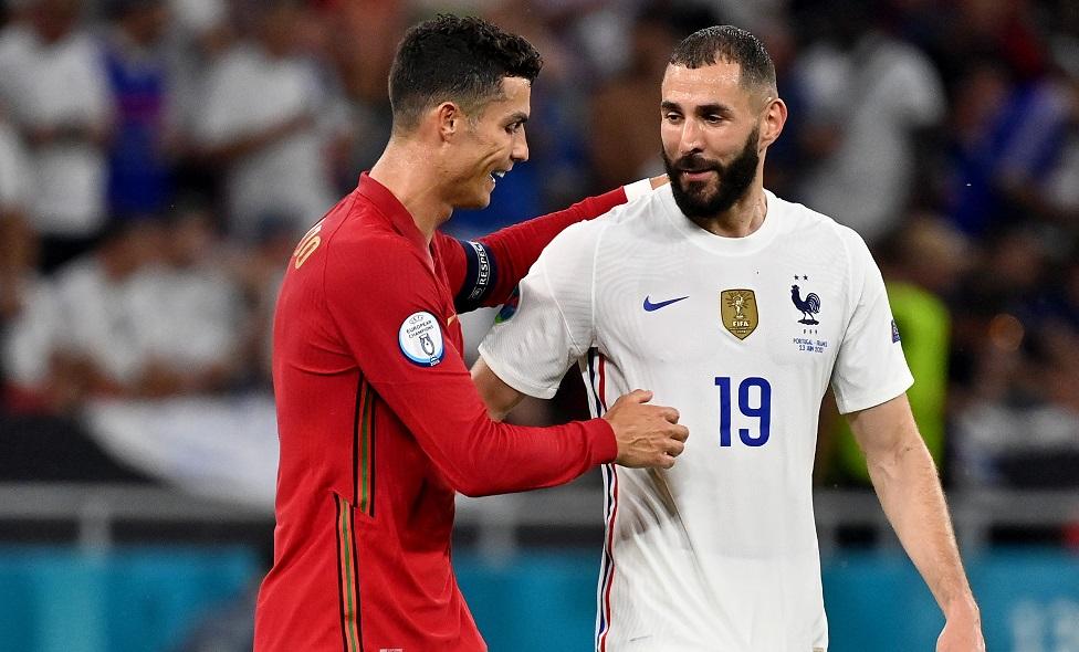 Πορτογαλία-Γαλλία 2-2: «Χ»άρηκαν και οι δύο