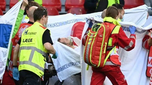 Κρίστιαν Έρικσεν: Τι είπε ο γιατρός του Ολυμπιακού για τον ποδοσφαιριστή που κατέρρευσε