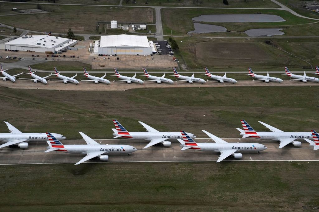 ΗΠΑ – Covid 19: Οι αεροπορικές πιέζουν τον Μπάιντεν για άρση των ταξιδιωτικών περιορισμών