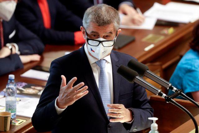 Τσεχία – Covid 19: Δεν πέρασε η πρόταση μομφής κατά του πρωθυπουργού Μπάμπις