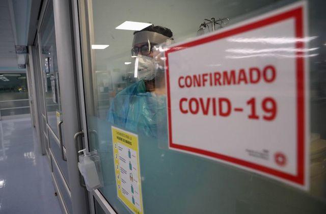 Χιλή – Covid 19: Ασφυκτιούν οι ΜΕΘ με εμβολιασμένο πλήρως το 56,2% του πληθυσμού