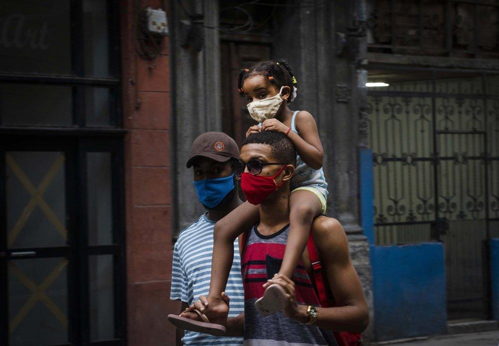 Κούβα – Covid 19: Ρεκόρ κρουσμάτων σε μία ημέρα «με πολύ δυσμενή στοιχεία»