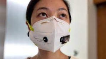 Κοροναϊός: «Έξυπνη» μάσκα ανιχνεύει τη νόσο