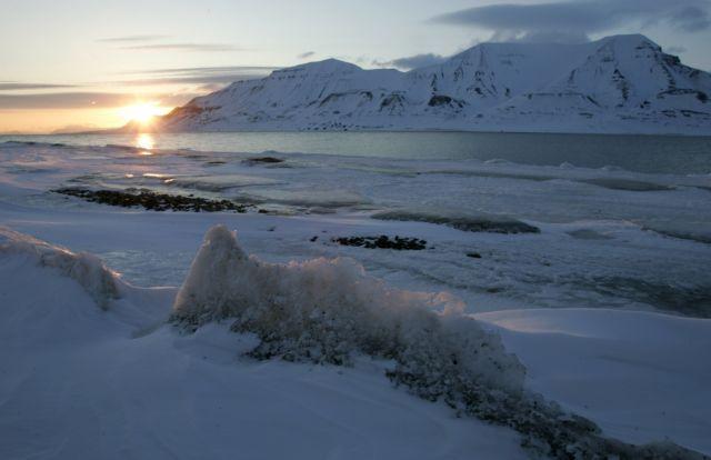 Κλιματική αλλαγή: «Με το λιώσιμο των πάγων ίσως απελευθερωθούν ιοί εξαφανισμένοι για χρόνια» - in.gr