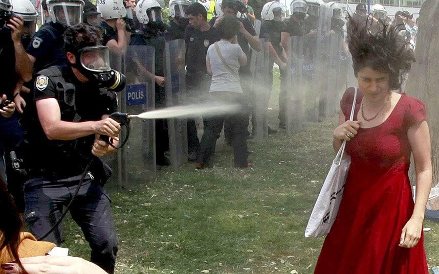 Τουρκία: Αυστηρό «όχι» της κυβέρνησης Ερντογάν σε συγκέντρωση για την 8η επέτειο της εξέγερσης στο πάρκο Γκεζί