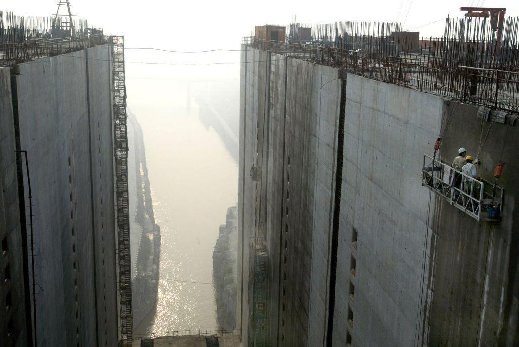 Κίνα: Σε λειτουργία το δεύτερο μεγαλύτερο υδροηλεκτρικό φράγμα στον κόσμο