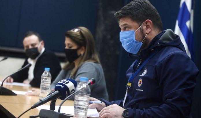 Κοροναϊός: Δείτε live την ενημέρωση για την πανδημία