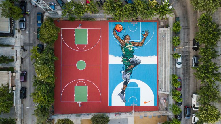 Athens municipality to renovate sports complex where Giannis Antetokounmpo played his first club basketball
