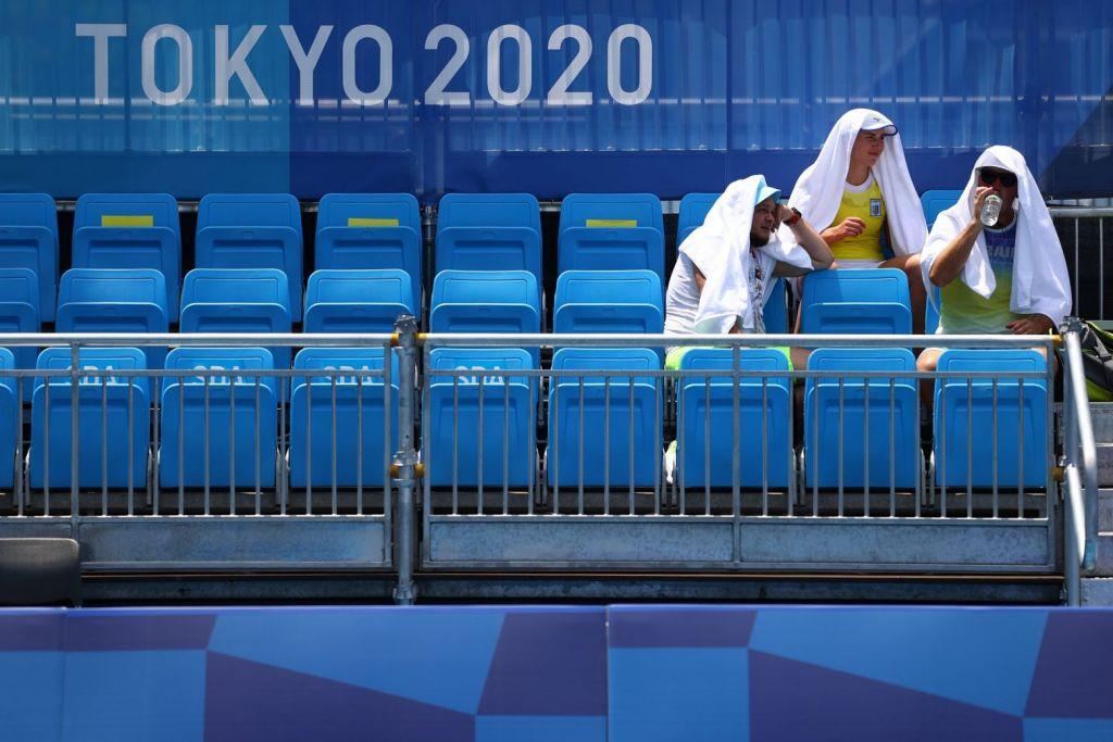 Ολυμπιακοί Αγώνες: Θερμοκρασίες ρεκόρ και «παράπονα» από τους αθλητές