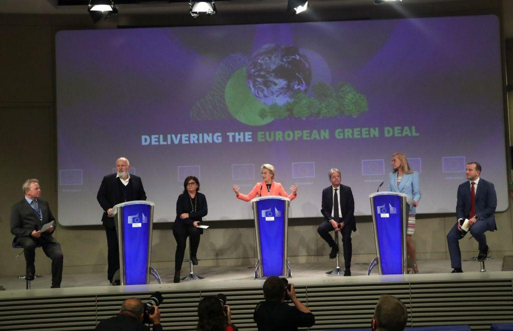 Ευρωπαϊκή Πράσινη Συμφωνία: Τι προβλέπει το σχέδιο της Κομισιόν για το κλίμα