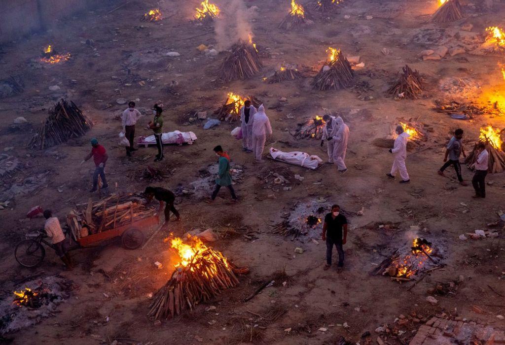 Κοροναϊός: Οι θάνατοι στην Ινδία ίσως είναι εξαπλάσιοι του επίσημου απολογισμού