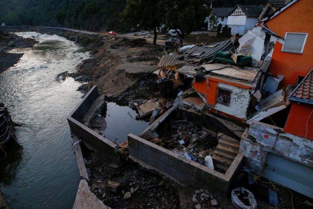 Γερμανία: Τους 180 έφτασαν οι νεκροί από τις πλημμύρες – Αγνοούνται άλλοι 150