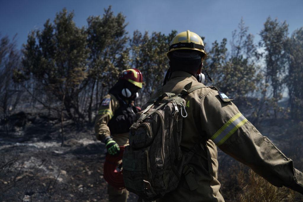 Φωτιά: Πολύ υψηλός ο κίνδυνος πυρκαγιάς την Δευτέρα σε τέσσερις περιφέρειες