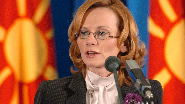 Ραντμίλα Σεκερίνσκα : «Η Συμφωνία των Πρεσπών είναι σαν το παιδί ενός περίπλοκου γάμου»