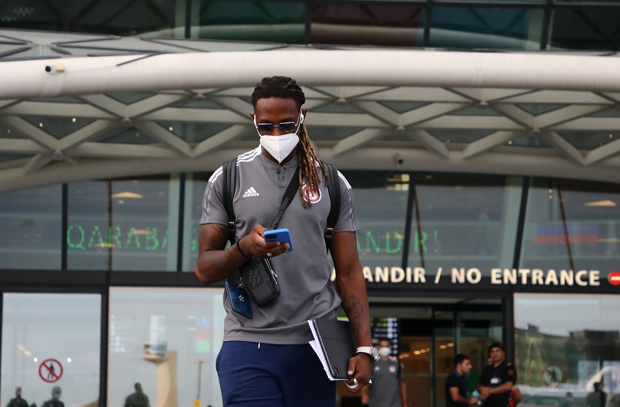 Έφτασε στο Μπακού ο Ολυμπιακός