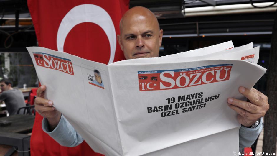 Γιατί ο Ερντογάν φοβάται τα μέσα κοινωνικής δικτύωσης
