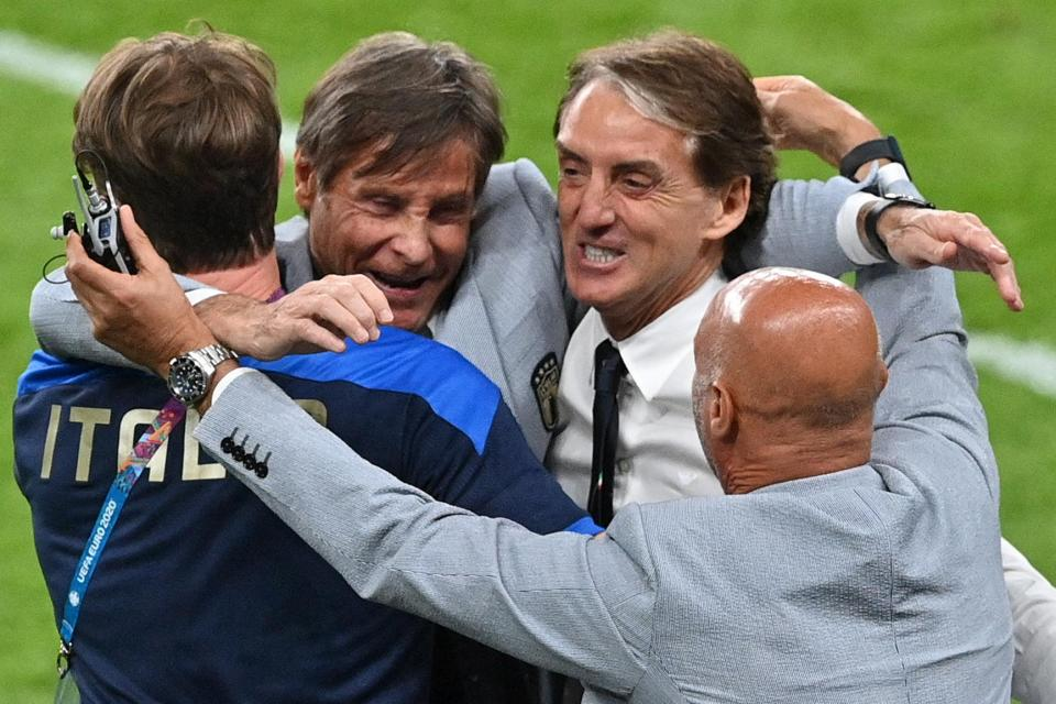 Euro: Η ενθουσιώδης ομιλία του Μαντσίνι μετά την πρόκριση της Ιταλίας