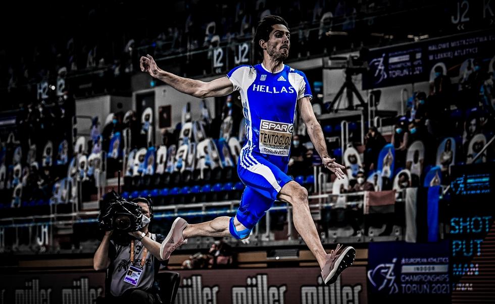 Τεντόγλου – «Μπορώ να κάνω μεγάλο άλμα στον τελικό, θέλω πολύ μετάλλιο»