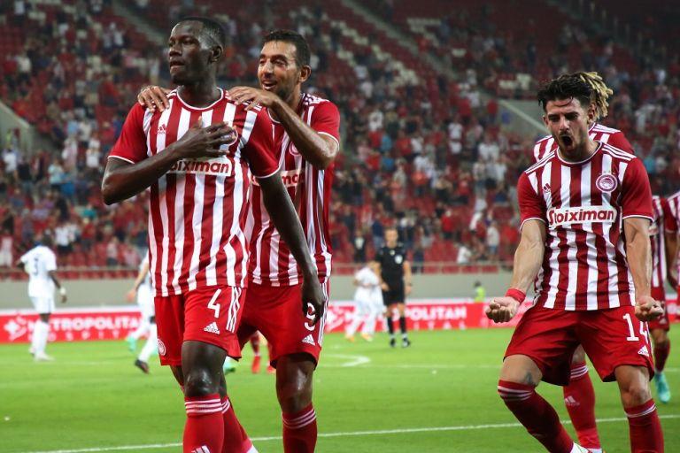 LIVE: Νέφτσι Μπακού – Ολυμπιακός 0-1 (τελικό)