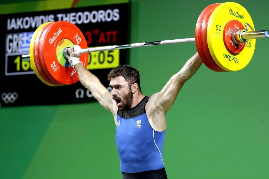 «Χρυσός» ο Ελμπάχ με δύο Ολυμπιακά ρεκόρ – Ενδέκατος ο Ιακωβίδης