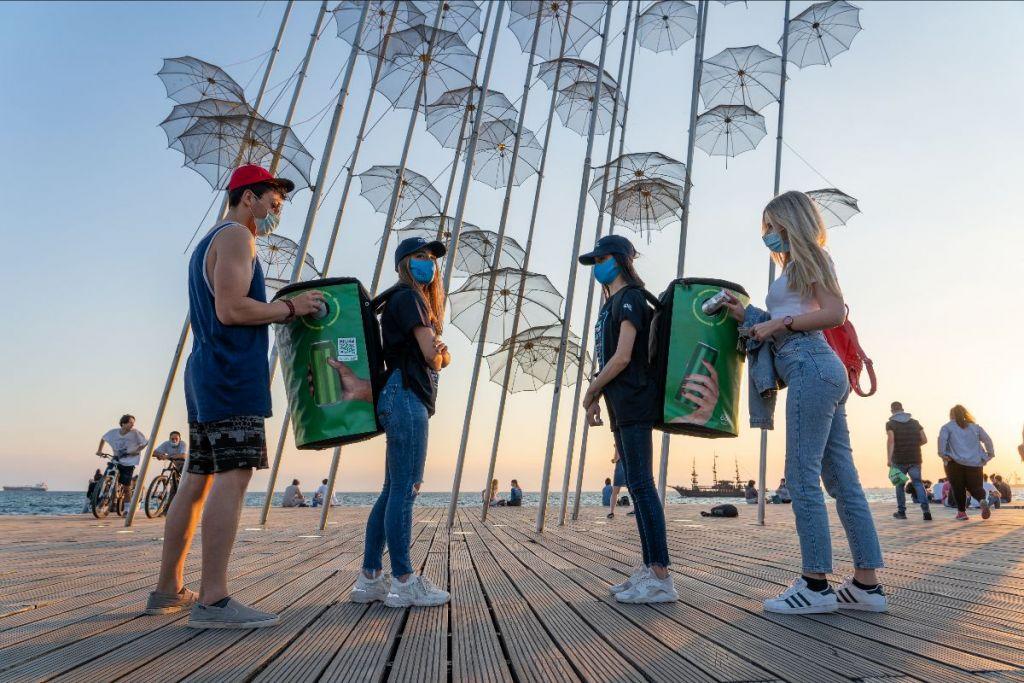 «Σαρώνει» σε 15 χώρες το European Recycling Tour 2021 για την ανακύκλωση