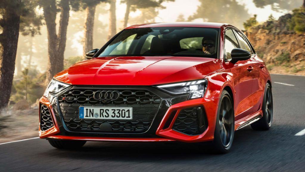 Audi RS3: Πολυσυλλεκτική σπορ εμπειρία