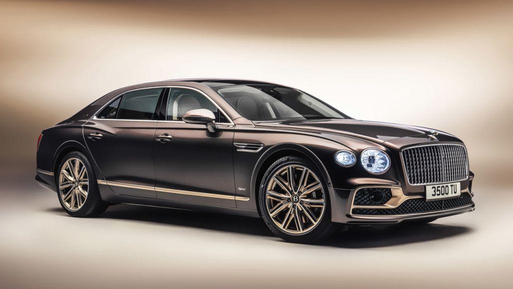 Bentley Flying Spur Hybrid Odyssean: Αφετηρία μιας ηλεκτρικής… οδύσσειας