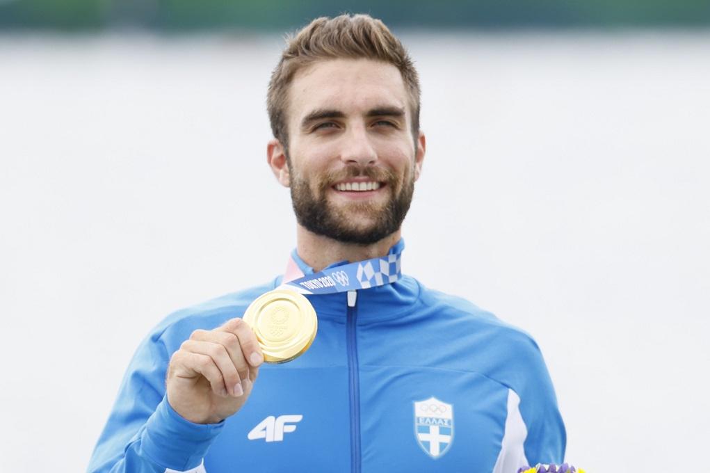Ολυμπιακοί Αγώνες 2021: Τα συγχαρητήρια του Μητσοτάκη στον χρυσό Ντούσκο