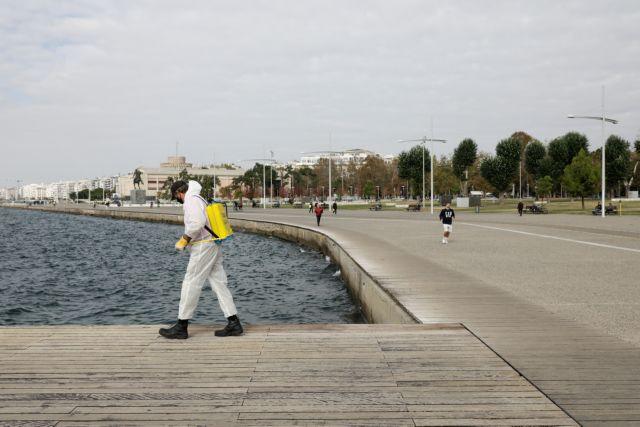 Θεσσαλονίκη: Στο χαμηλότερο επίπεδο από τον περασμένο Οκτώβριο το ιικό φορτίο των λυμάτων