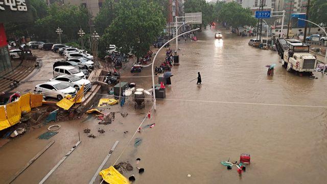Κίνα: Παρακαλούσαν μέσω social media για βοήθεια – Πνίγονταν μέσα στα βαγόνια του Μετρό