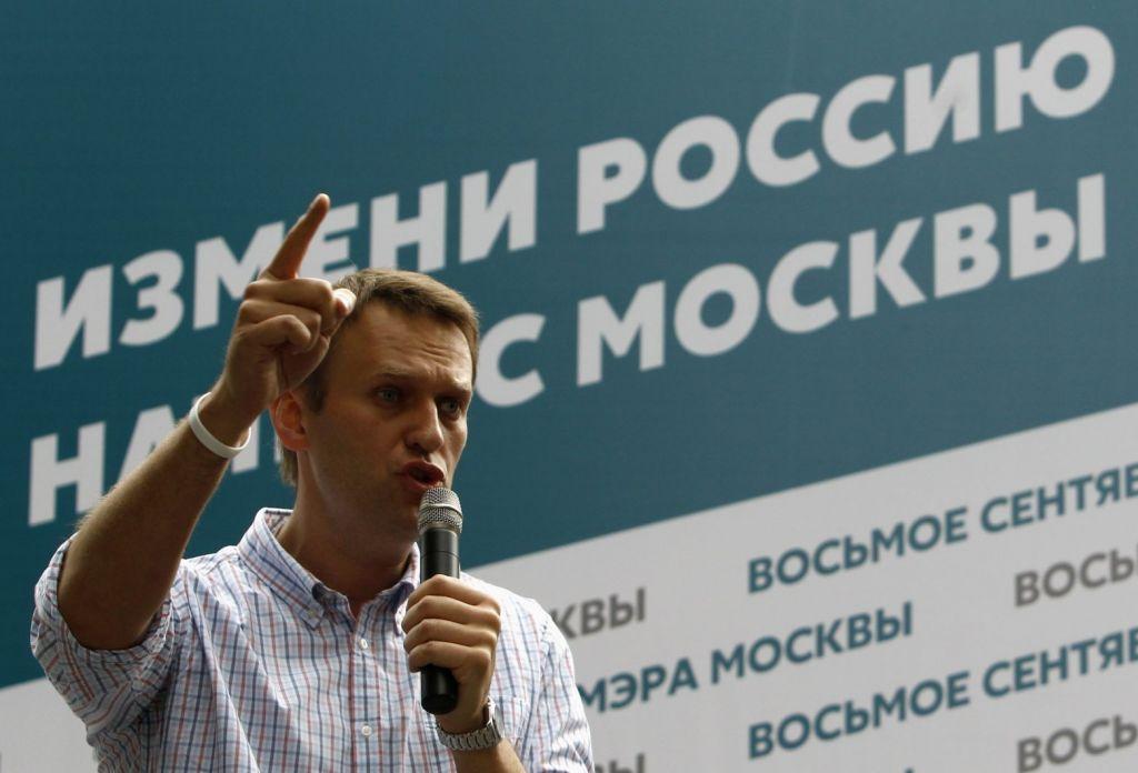 Ρωσία: «Μπλόκο» στην ιστοσελίδα του Ναβάλνι και σε 48 ακόμα σάιτ