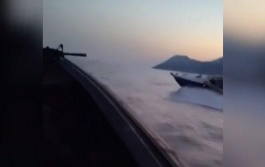Λευκάδα: Καταδίωξη με πραγματικά πυρά σε σκάφος που μετέφερε μετανάστες στην Ιταλία