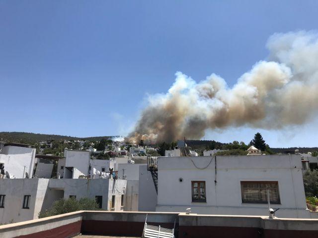 Τουρκία – Μαίνονται για τέταρτη μέρα οι πυρκαγιές – Εξι οι νεκροί