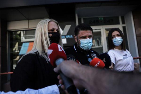 Ανάληψη ευθύνης για τις επιθέσεις στις επιχειρήσεις της συζύγου του Νίκου Χαρδαλιά