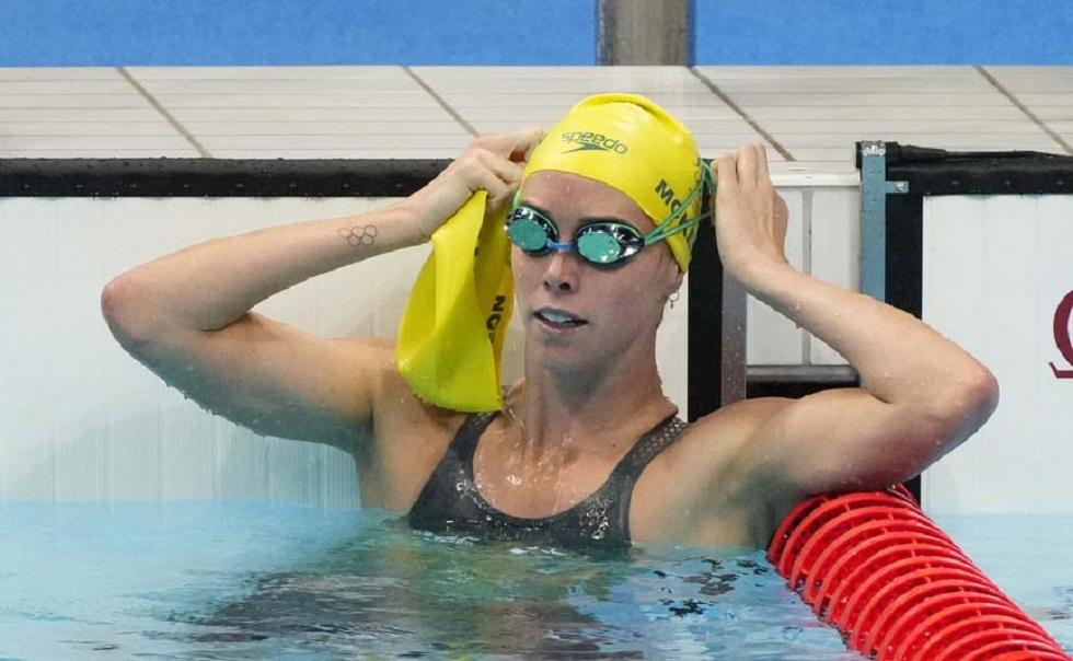Ολυμπιακό ρεκόρ η ΜακΚίον πρόκριση στον τελικό 100μ. ελεύθερο