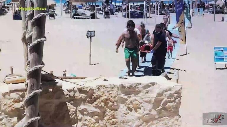 Κρήτη: Κρίσιμες ώρες για τον 16χρονο που χτύπησε στον αυχένα – «Μάλλον μιλάμε για τετραπληγία»